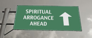 Spiritual-arrogance-ahead-sign